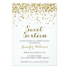 122 best sweet sixteen birthday invitations images on pinterest