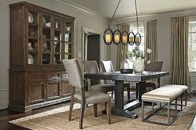 Ashley Furniture Hutch The Strumfeld Dining Room Table From Ashley Furniture Homestore
