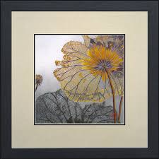 amazon com king silk art 100 handmade embroidery framed golden