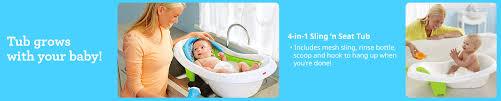 Baby Seat For Bathtub Baby Bathtubs Tubs Bath Seats U0026 Chairs For Babies Fisher Price