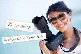 50 creative photography name ideas feltmagnet