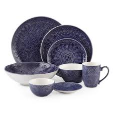 jcp home laurel 16 pc dinnerware set