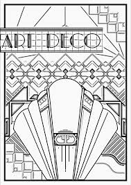 Art Deco Balcony by Art Deco