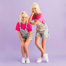 twins halloween costume idea halloween costumes for blondes