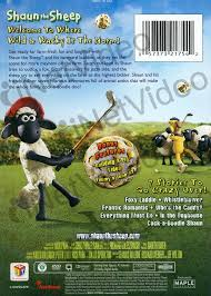 shaun sheep animal antics dvd movie