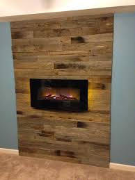 barn board fireplace surround fireplaces