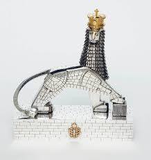 lion of judah statue sculpture of the lion of judah f kennedy presidential