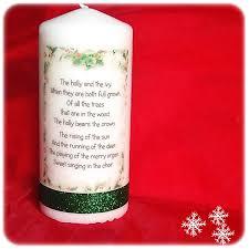 carol candle conscious crafties