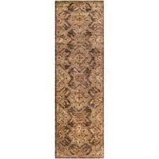 Natural Fiber Rug Runners Runner Natural Fiber The Home Depot