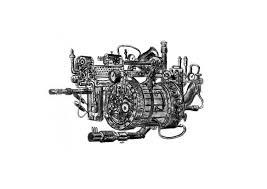 steampunk machine loadedlens