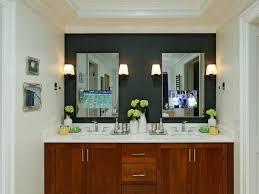 modern frameless full length bathroom mirror and wall mirror