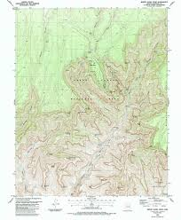 Grand Canyon On A Map File Nps Grand Canyon North Rim Topo Map Jpg Wikimedia Commons
