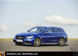 mercedes c63 wagon so if mercedes brought the all c63 estate to the u s