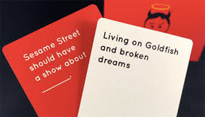 cards against humanity stores there s a cards against humanity for parents and you re gonna