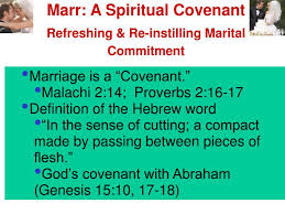 marriage proverbs ppt marriage is a covenant malachi 2 14 proverbs 2 16 17