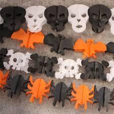 halloween paper products halloween garland promotion shop for promotional halloween garland