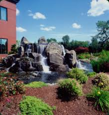 Rock Garden With Water Feature Landscape Solutions Water Features