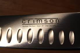High Carbon Stainless Steel Kitchen Knives by Ergo Chef Kinves Easier Cutting Realfoodtraveler Com
