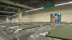 Hit The Floor Quebec - quebec housing asylum seekers in olympic stadium dealing with 150