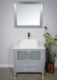 Modern Bathrooms Port Moody - large 59 inch single sink bathroom vanities available from
