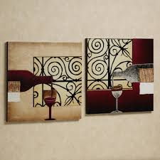 Wine Themed Kitchen Ideas by Kitchen Kitchen Wall Decor Ideas Diy Serveware Freezers Kitchen