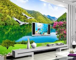 compare prices on 3d scenery wallpaper online shopping buy low
