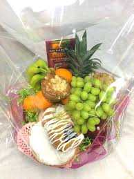 pastry gift baskets fruit pastry gift basket florists of america inc