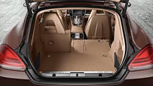 porsche hatchback interior porsche panamera 2013 dimensions boot space and interior