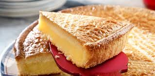 gateau cuisine gâteau basque à la fleur d oranger facile et pas cher recette