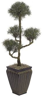 topiary trees artificial topiary trees outdoor topiary 4 5 plastic