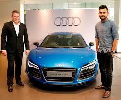 Audi R8 Lmx - virat kohli gets himself an audi r8 lmx 1 of 99 ever made motoroids