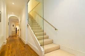 Wall Banister 20 Glass Staircase Wall Designs With A Graceful Impact On The