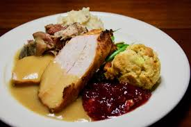 exclusive thanksgiving dinner at bahama island grille