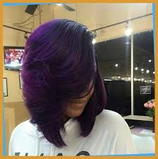 layered bob haircut african american black bob hairstyles on pinterest black bob rihanna short with