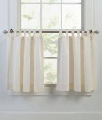 Thermal Cafe Curtains Casual Curtains U0026 Casual Drapes Country Curtains