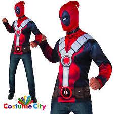 Deadpool Halloween Costume Deadpool Costume Ebay