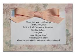 make your own bridal shower invitations bridal shower invitations