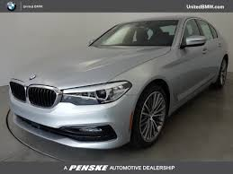 united bmw of gwinnett place 2018 used bmw 5 series 530i at bmw of gwinnett place serving