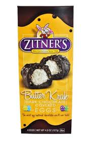 zitner s butter eggs zitner s butter krak chocolate covered eggs 4