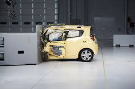 safest cars for new drivers tiny cars get poor safety rating in new crash test study