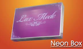 desain gambar neon box contoh neon box yang menarik dan elegan creo house