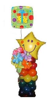 character balloons delivery ch24 6ft smiley any occasion balloon children birthday