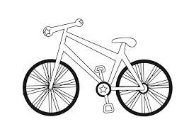 Coloriage Vélo Vtt A Imprimer Gratuit