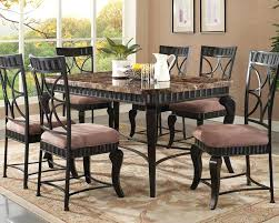 white marble dining table set marble dining chairs white marble and charcoal 5 piece dining set