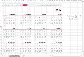 tracking and counting days in an excel calendar u2013 it training tips