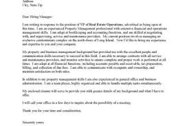 cover letter house manager cover letter templates