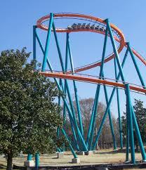 The Goliath Six Flags Need A Thrill Before Summer U0027s End Try A Theme Park The Augusta