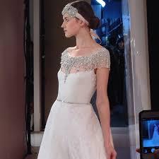 jeweled wedding dresses wedding trend 4 jeweled wedding dress necklines calluna