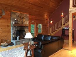 stowe dream house with tub wood fireplace game room and