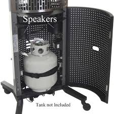 Patio Heater Propane by Barbeques Galore Totum Hls 35 000 Btu Propane Gas Outdoor Patio